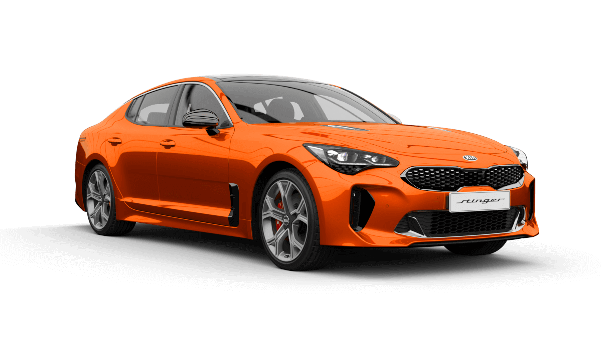 Kia Stinger GT Automatic Carbon Edition