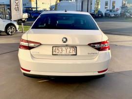 2018 MY19 Skoda Superb NP 162TSI Sedan Sedan