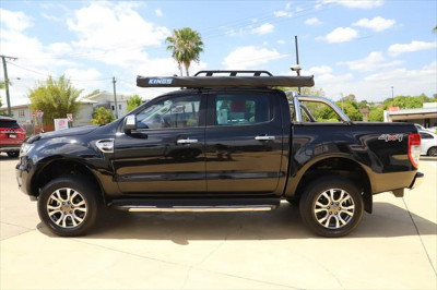 2016 Ford Ranger PX MkII XLT Utility Image 2