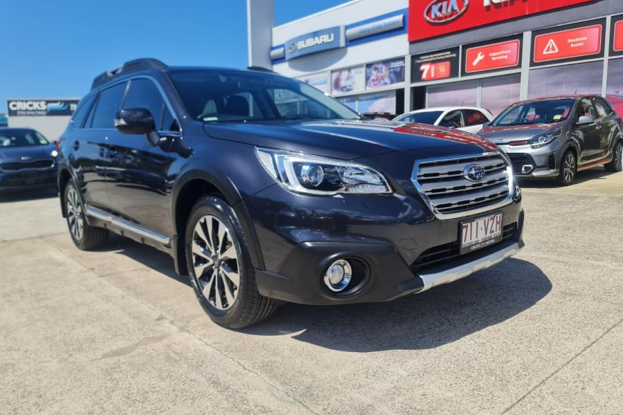 2015 Subaru Outback 3.6R Image 3