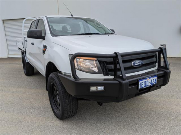 2014 Ford Ranger PX XL Cab chassis - dual cab Image 3