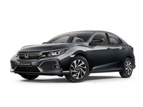 Honda Civic Hatch 50 Years Edition 10th Gen