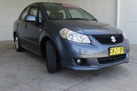 Suzuki Sx4 GYC