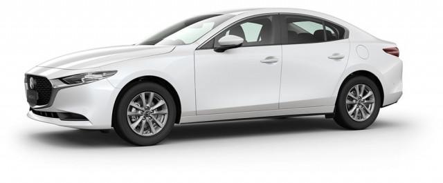 2020 Mazda 3 BP G20 Pure Sedan Sedan Mobile Image 23