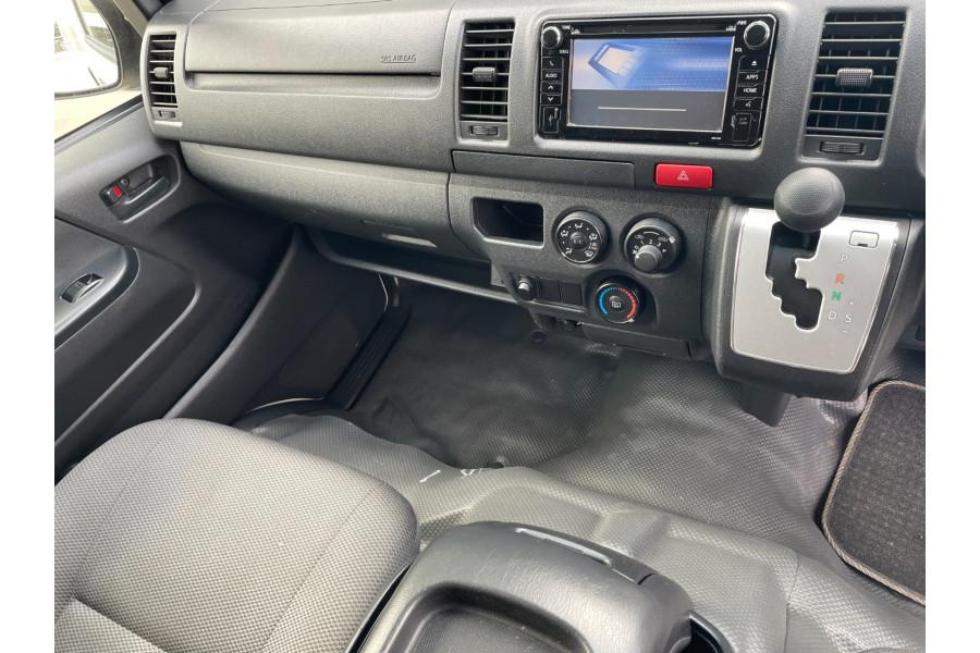 2018 Toyota Hiace TRH201R TRH201R Van