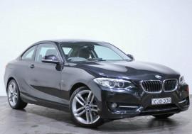BMW 2 0d Sport Line Bmw 2 20d Sport Line Auto