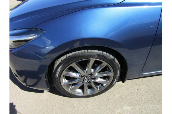 2017 Mazda 3 BN5438 SP25 Hatchback