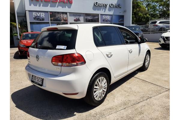 2011 MY12 Volkswagen Golf VI  77TSI Hatchback Image 5
