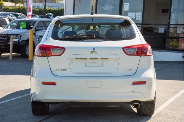 2009 Mitsubishi Lancer CJ MY10 VR Hatchback Image 4