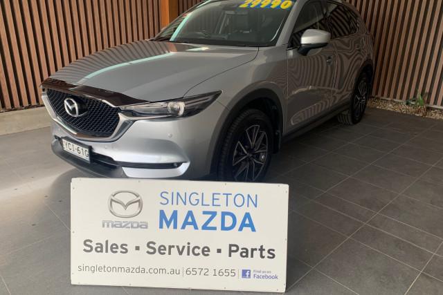 2017 Mazda CX-5 KF4WLA Suv