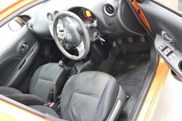 2011 Nissan Micra K13 ST-L Hatchback Image 3