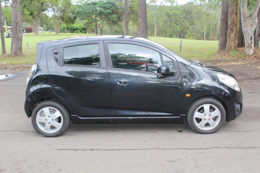 2011 Holden Barina Spark MJ  CD Hatchback Image 9