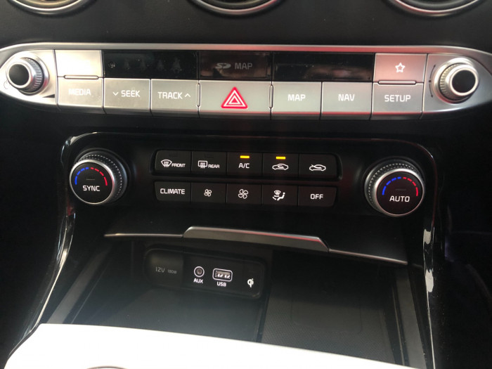 2017 MY18 Kia Stinger CK GT Sedan Image 19