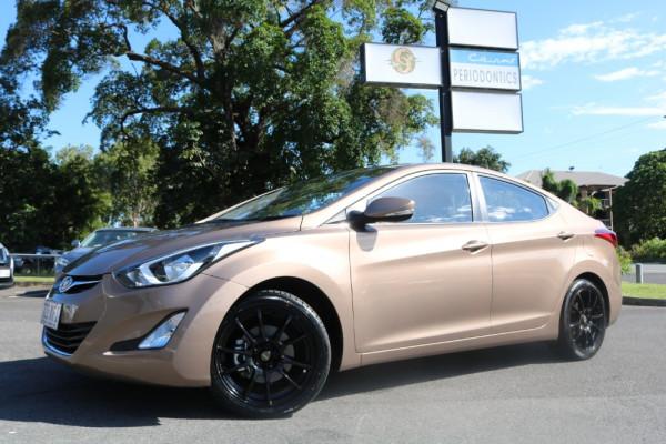 Hyundai Elantra ACTIVE AD MY17