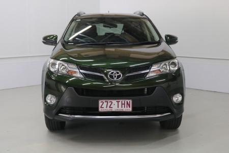 2013 Toyota RAV4 ASA44R GXL Suv Image 2