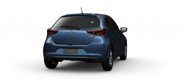 2021 MY20 Mazda 2 DJ Series G15 Pure Hatchback Mobile Image 14