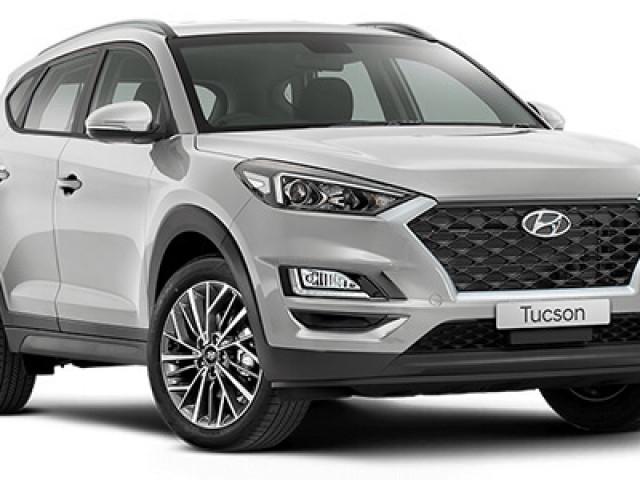 2019 MY20 Hyundai Tucson TL4 Active X Suv Image 1