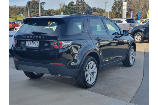 2015 MY16.5 Land Rover Discovery Sport L550 16MY SD4 Suv Image 4