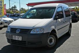 Volkswagen Caddy SWB DSG 2KN