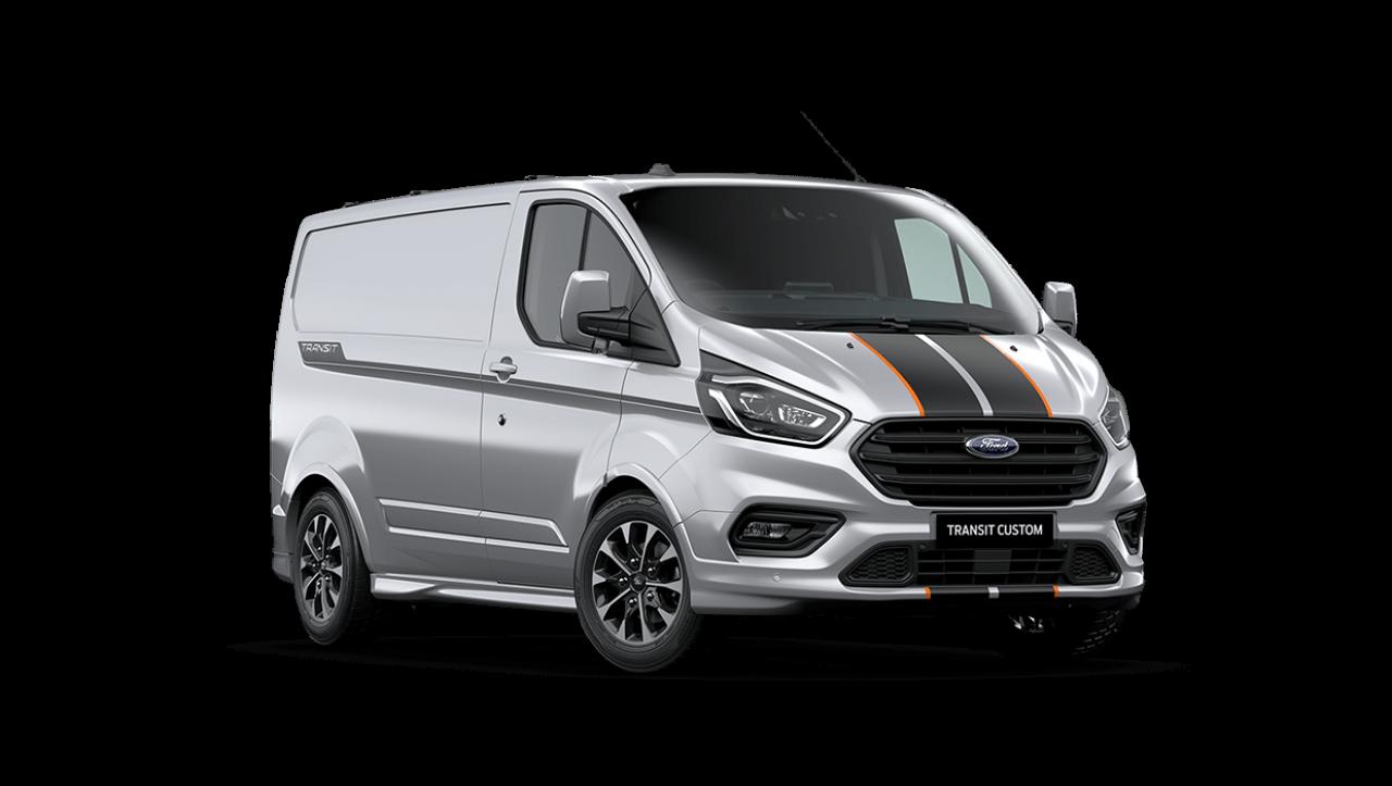 2020 MY20.5 Ford Transit VN Custom Sport 320S SWB Van Image 1