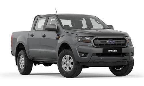 2018 MY19 Ford Ranger PX MkIII 4x4 XLS Double Cab Pick-up Utility
