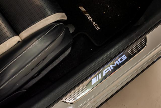 2016 MY07 Mercedes-Benz C-class W205  C63 AMG S Sedan Image 41