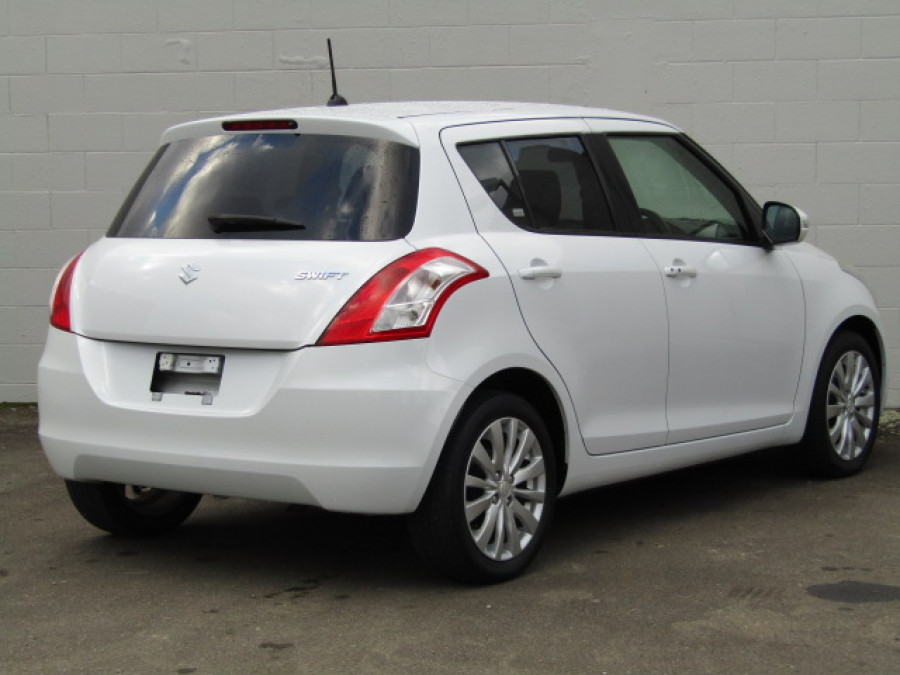 2012 Suzuki Swift XL LOW K'S Hatchback