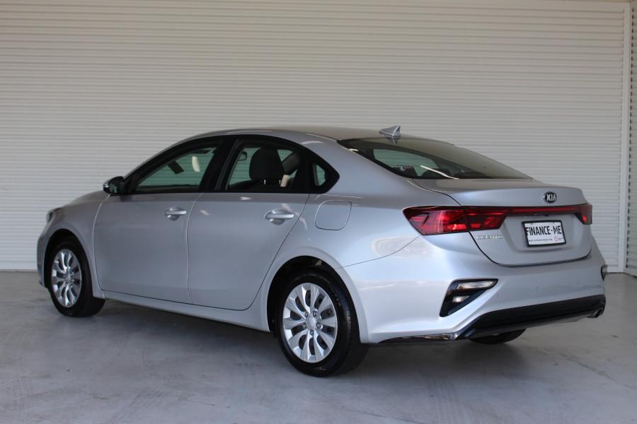 2018 MY19 Kia Cerato BD MY19 S Sedan