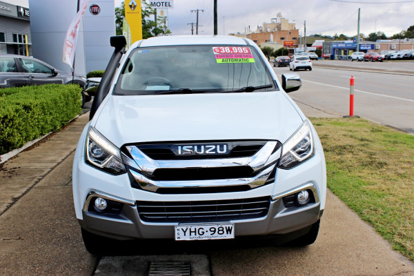 2018 Isuzu Ute MU-X LS-U Wagon