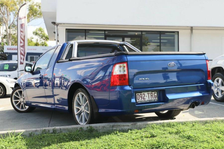 2014 Ford Falcon FG MkII XR6 Ute Super Cab Utility