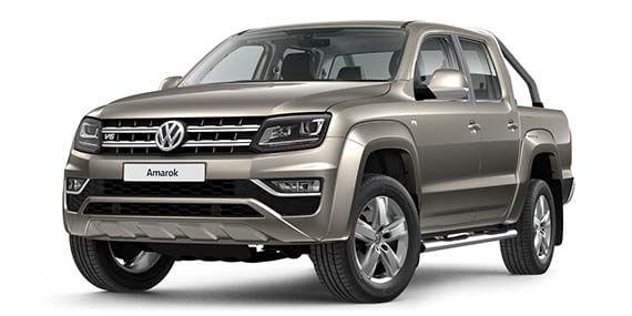 2018 MY19 Volkswagen Amarok 2H Highline Ute