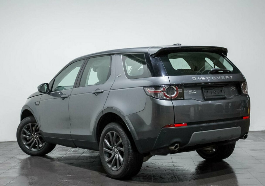2015 Land Rover Discovery Sport L550 15MY SD4 SE Wagon