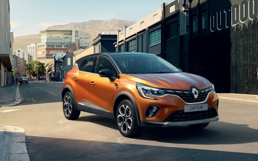 Captur Finally, an SUV that sparks your interests