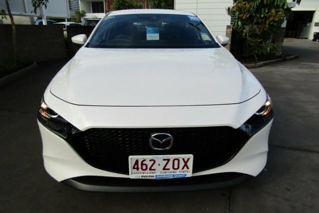 2020 Mazda 3 BP2H7A G20 SKYACTIV-Drive Evolve Hatchback Image 2