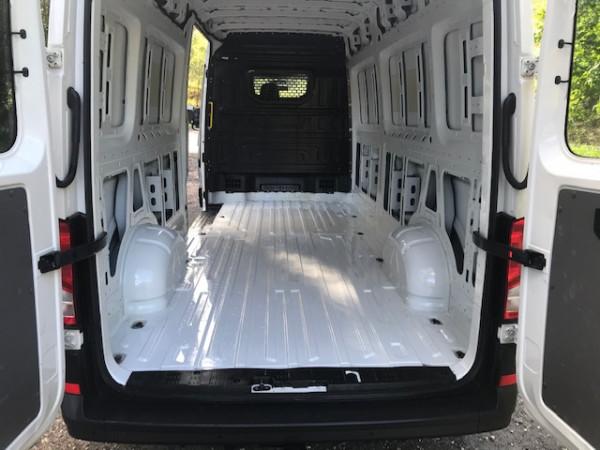 2018 All Crafter Van VOLKSWAGEN Van