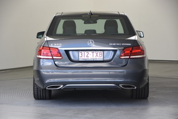 2013 Mercedes-Benz E300 W212 MY13 E300 BlueTEC Hybrid Sedan Image 4
