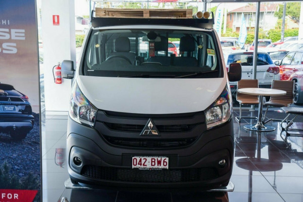 2020 MY22 Mitsubishi Express SN GLX SWB Auto Van Image 2