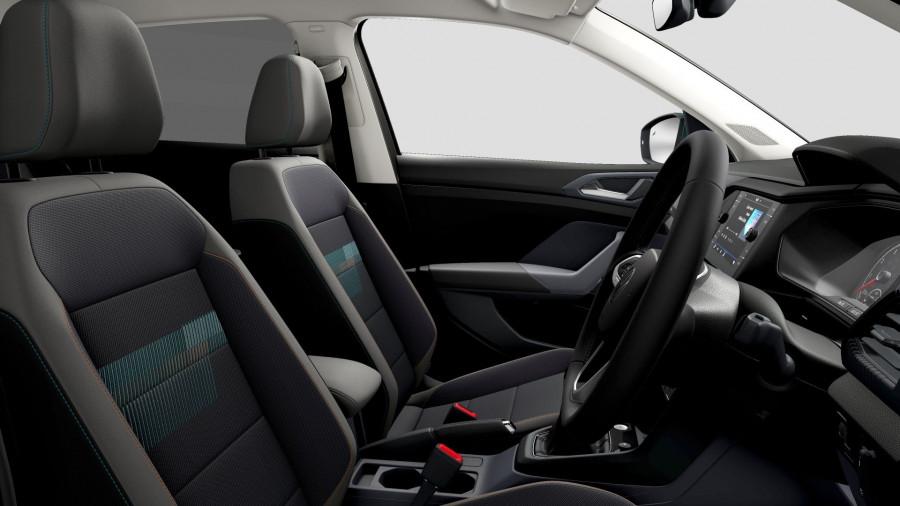 2021 Volkswagen T-Cross C1 85TSI CityLife (Bamboo Garden) Suv Image 9