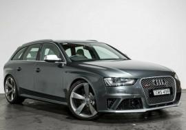 Audi RS4 Avant S tronic quattro B8 8K MY14