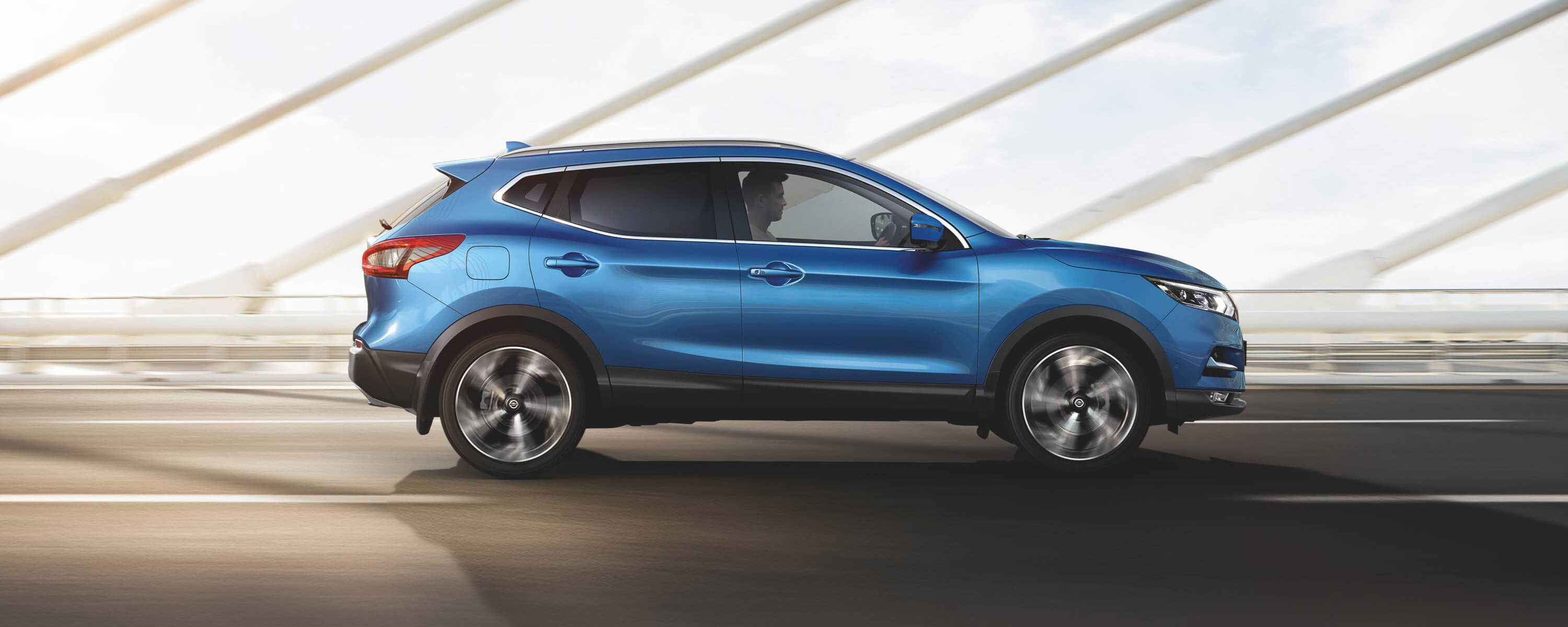 QASHQAI Sleek looks, smart design