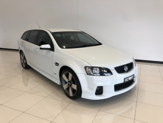Holden Commodore SV6 Z Series VE II