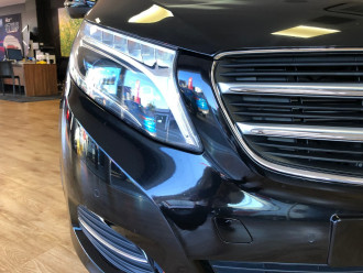 2017 Mercedes-Benz V-class 447 V250 d Avantgarde Wagon Image 2