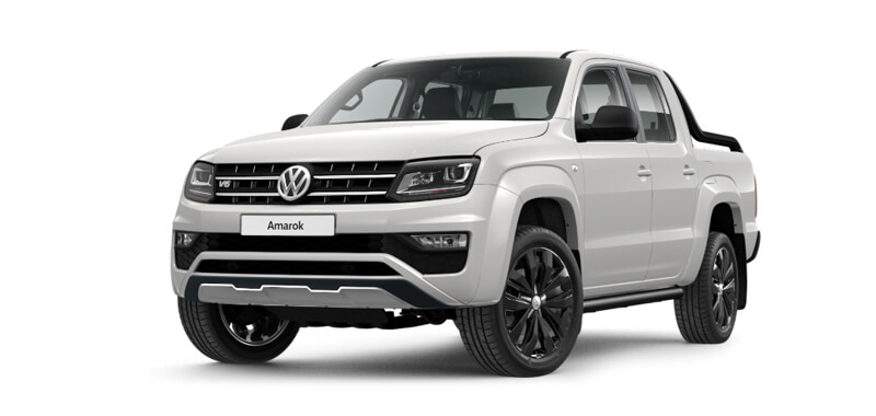 Amarok V6 Highline Black 8 Speed Auto