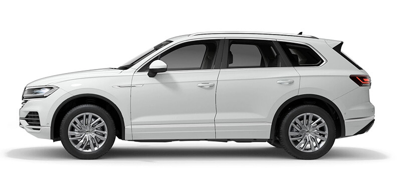 Touareg 190TDI 8 Speed Automatic