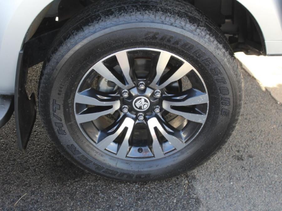 2017 MY18 Holden Colorado RG  Storm Utility - dual cab