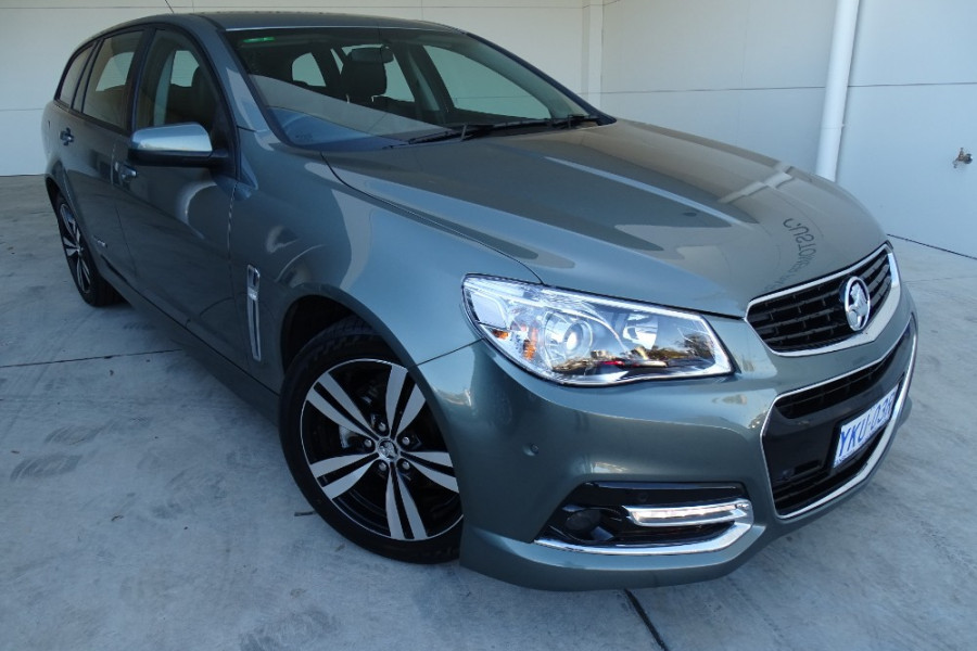 2015 MY16 Holden Commodore VF Series II SV6 Sportwagon Wagon