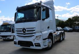 Mercedes-Benz Actros 2653 Stream Sleeper 6X4 PRIME MOVER 2653