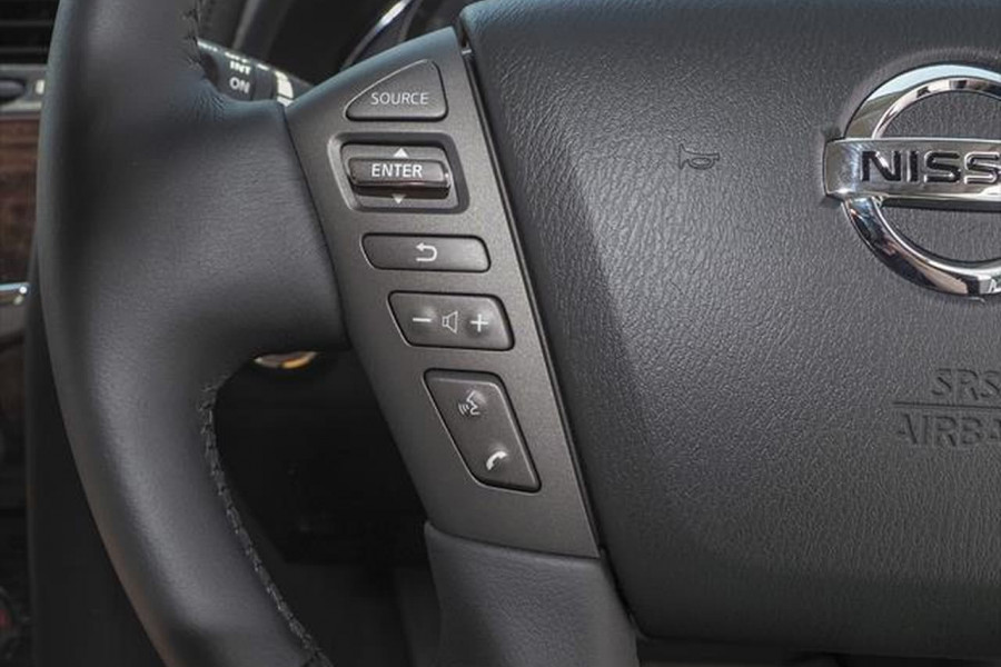 2021 Nissan Patrol Y62 Series 5 Ti-L Suv Image 10