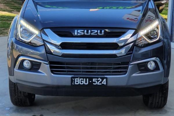 2019 Isuzu UTE MU-X LS-U 4x2 Wagon Image 2