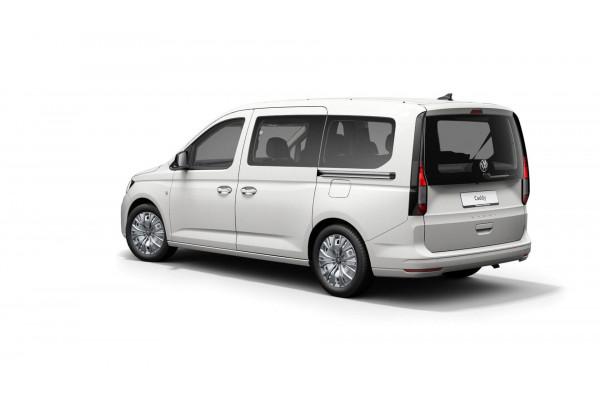 2021 Volkswagen Caddy 5 Caddy Van Image 3